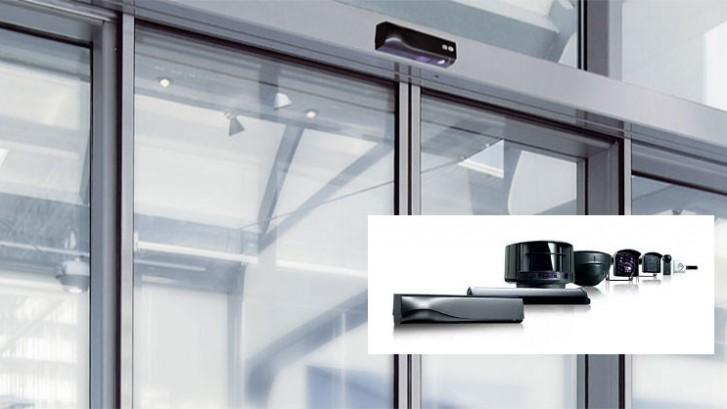 انواع سنسور درب اتوماتیک