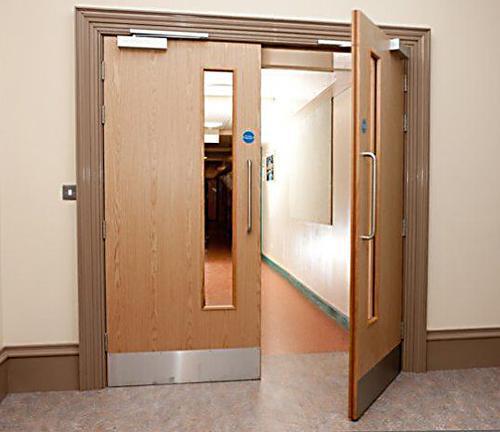wooden-fire-door